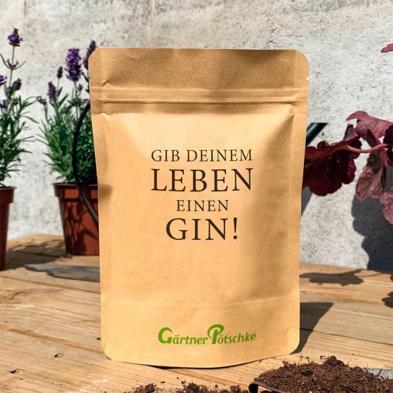 Gib deinem Leben einen Gin - Basilikum