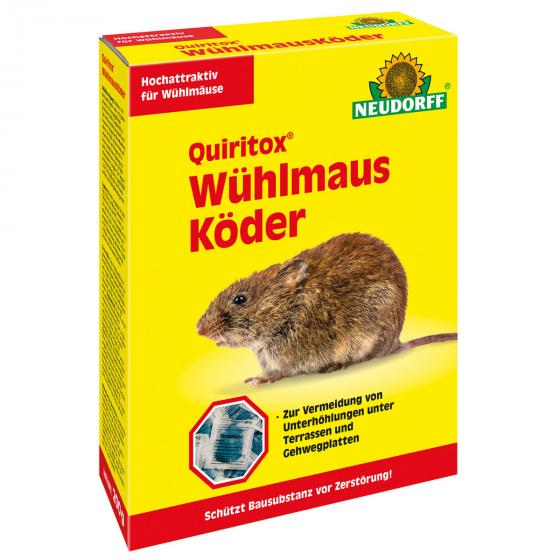 Quiritox® WühlmausKöder, 200 g