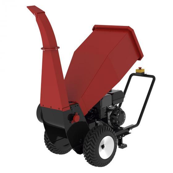 Benzin-Gartenhäcksler GH 11.7-100