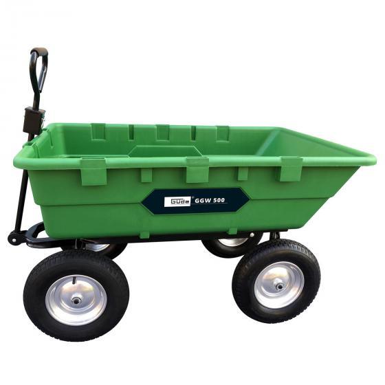 Gartenwagen GGW 500 mit Kippfunktion, ca. 225 Liter