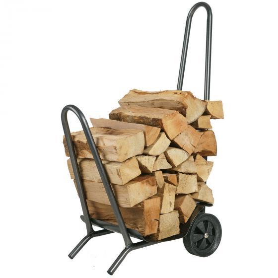 Holztransportwagen