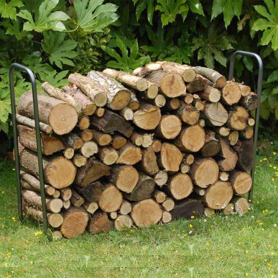 Brennholz-Lagerregal 67605