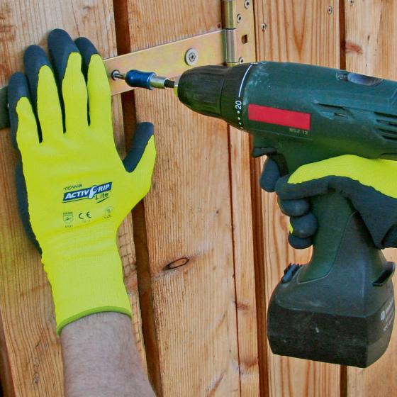 Handschuh ActivGrip Lite Gr. 10