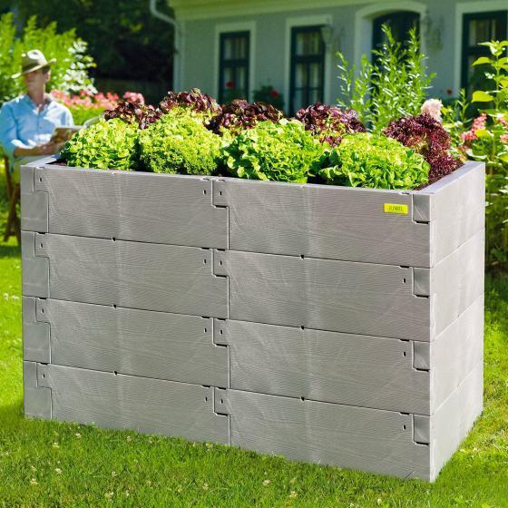Hochbeet Timber 4er-Set