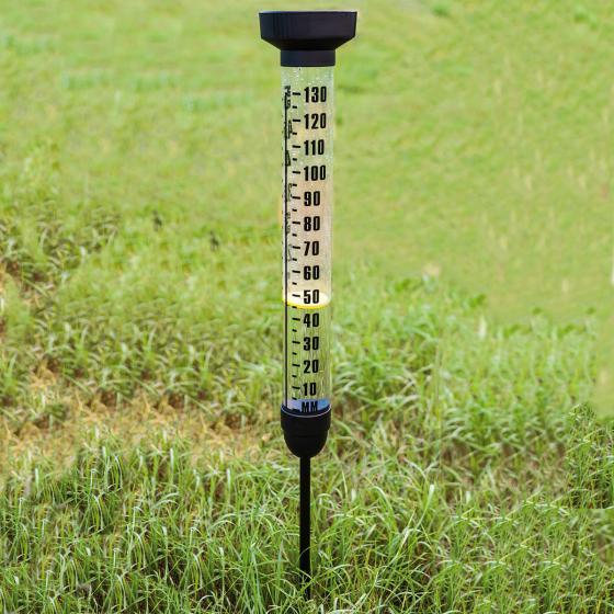 Design Regenmesser, aus Kunststoff, ca. 105 cm