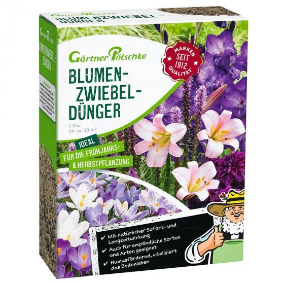 Blumenzwiebel-Dünger, 1 kg