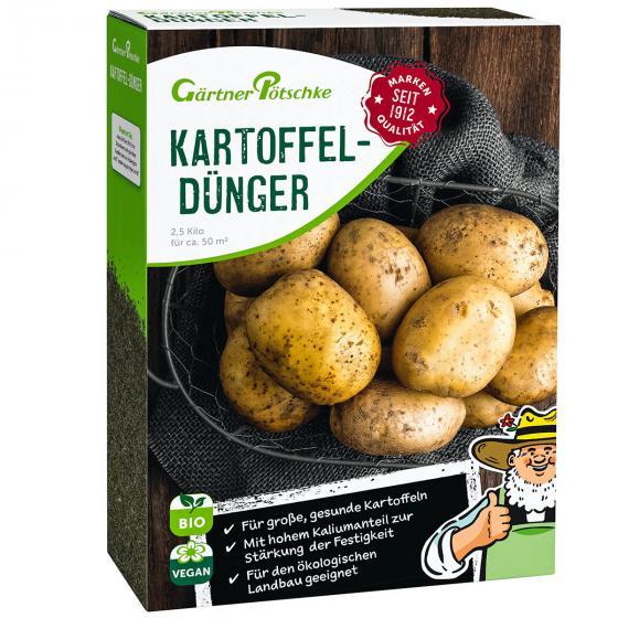 Kartoffel-Dünger, 2,5 kg