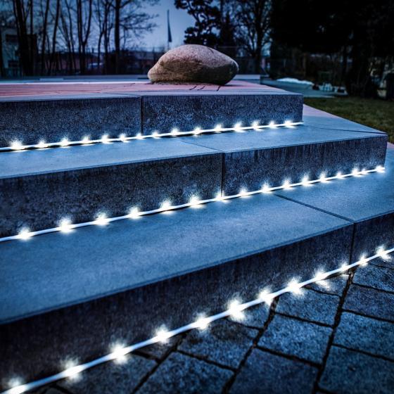 Solar-Lichterschlauch Garden