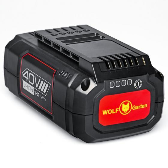 40 V-Ersatzakku, 5 Ah, Passend zur 40 V-Serie von Wolf-Garten