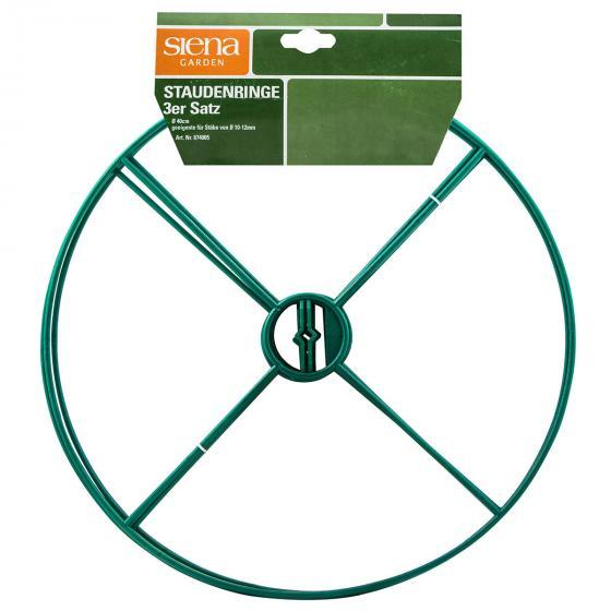 Staudenhalter 40 cm, 3er-Pack