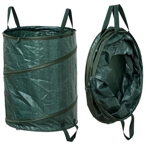 Pop-Up Gartenabfallsack, 168 Liter