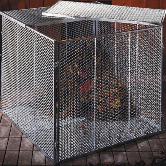Deckel für Kompostsilo, 80x80 cm