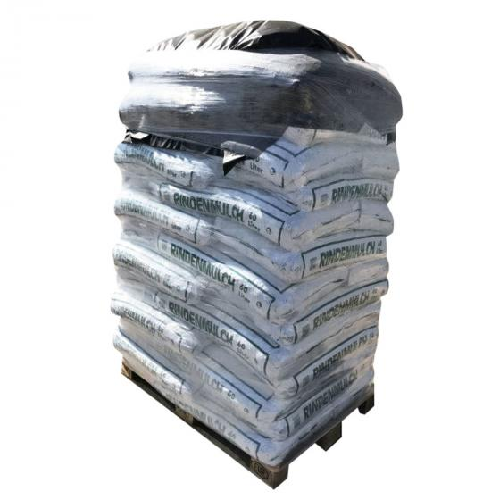 Großgebinde Rindenmulch 0 - 40 mm, 2700 Liter