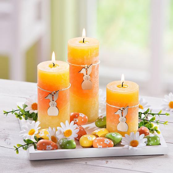 Kerzenset Ostern, 45-teilig