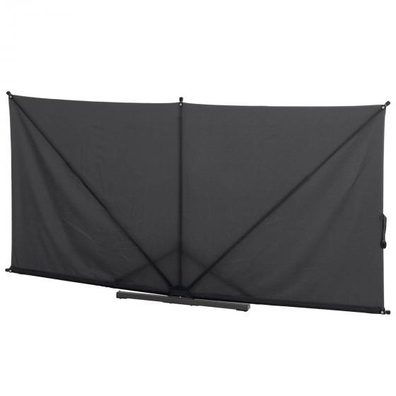 Sichtschutz Ben Blickdicht, 150x250 cm, anthrazit