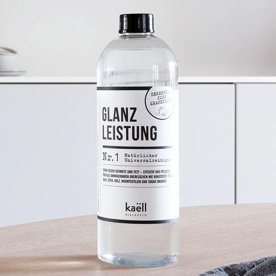 Natürliches Universalreiniger-Konzentrat Glanzleistung, 750 ml