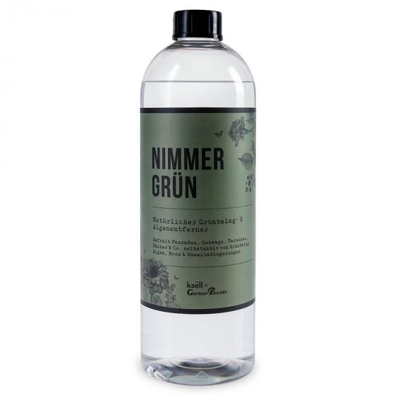 Natürliches Grünbelag- und Algenentferner-Konzentrat Nimmergrün, 750 ml