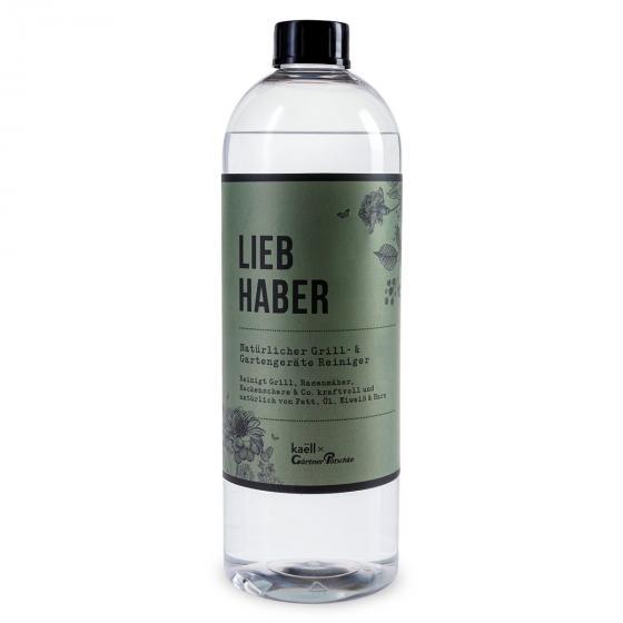 Natürliches Grill- und Gartengerätereiniger-Konzentrat Liebhaber, 750 ml