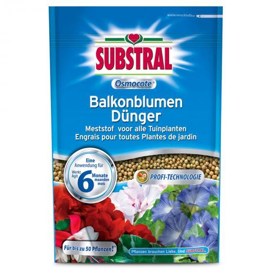 Osmocote Balkonblumendünger, 750 g