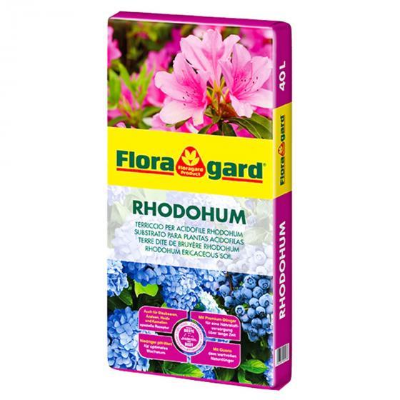 Rhodohum Moorbeetpflanzenerde, 40 Liter