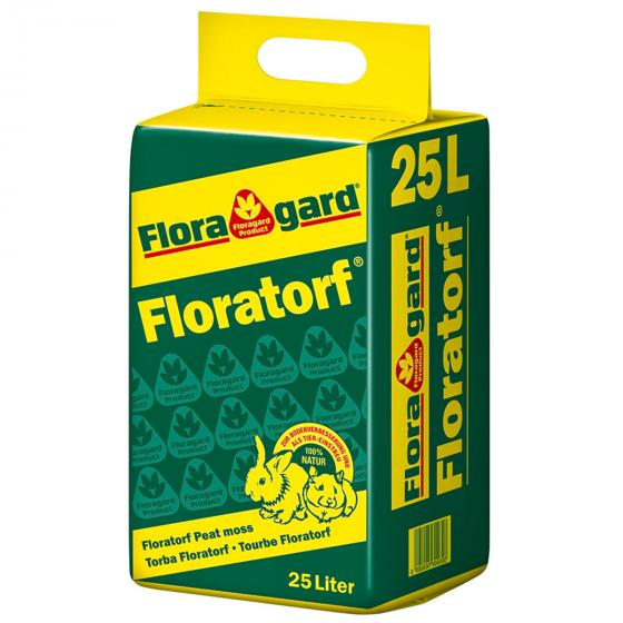 Floratorf, 25 Liter