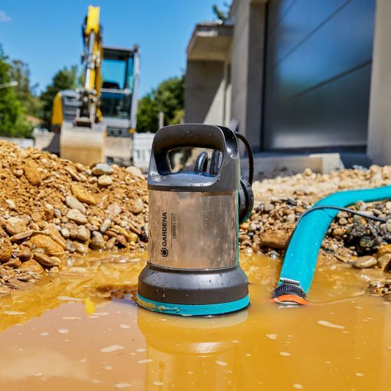 Schmutzwasser-Tauchpumpe 16000