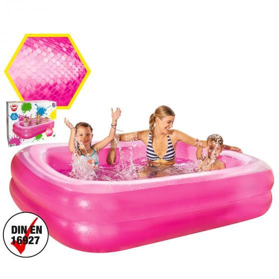 Jumbo Pool Pinki, 200x150x50cm, Pink