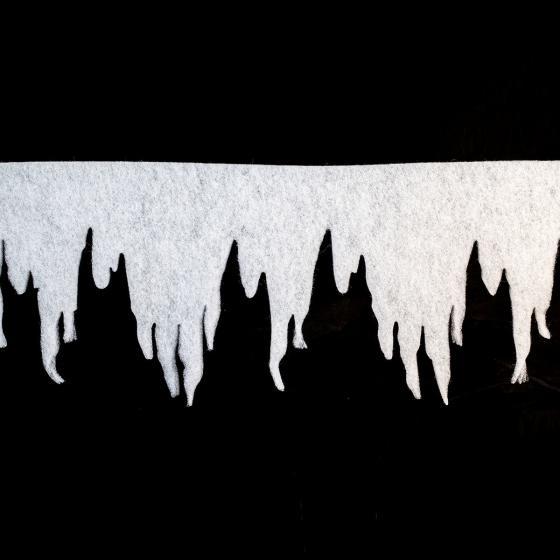 Eiszapfengirlande, 100 cm