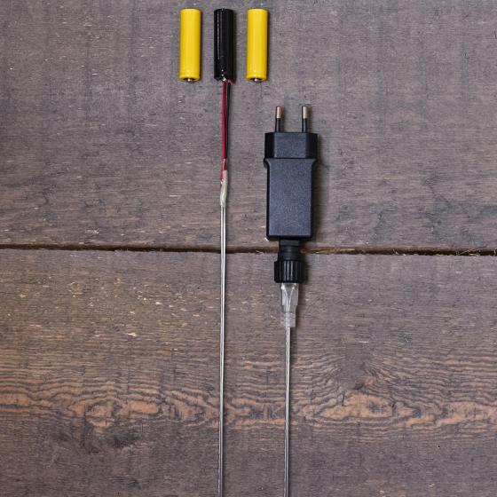 3 x AAA Trafo, 4,5 Volt, 4 m Zuleitung / IP20