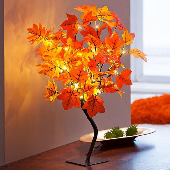 """LED """"Autumn"""" Baum"""