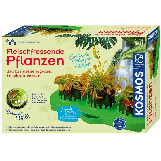 Fleischfressende Pflanzen, mint, Experimentierkasten