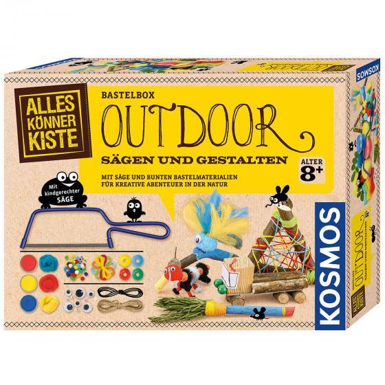 Outdoor Sägen und Gestalten, Bastelbox