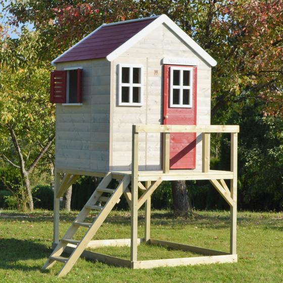 Spielhaus Storch