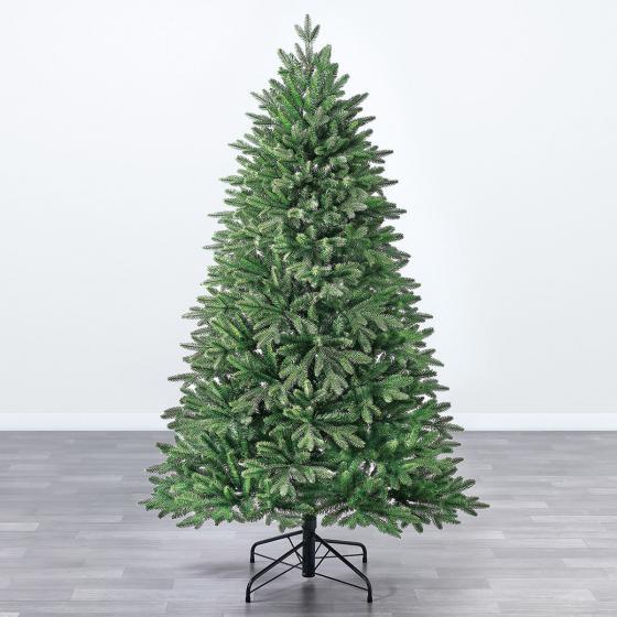 Künstlicher Weihnachtsbaum Fichte, 180 cm