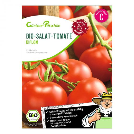 BIO Salat-Tomate Diplom, F1