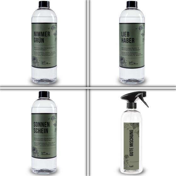Garten Rundum-Sorglos-Set, 3 x je 750 ml