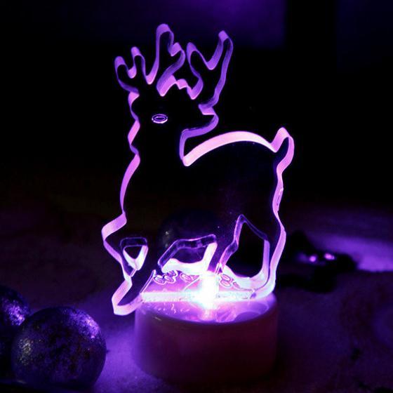 LED-Rentier Diamant