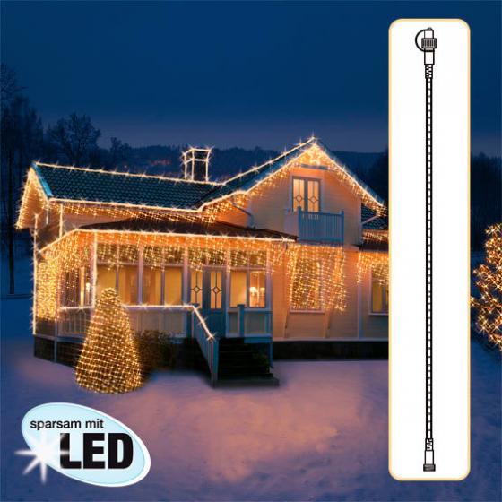 LED Lichtsystem Lichtschlauch, 600 cm, transparent