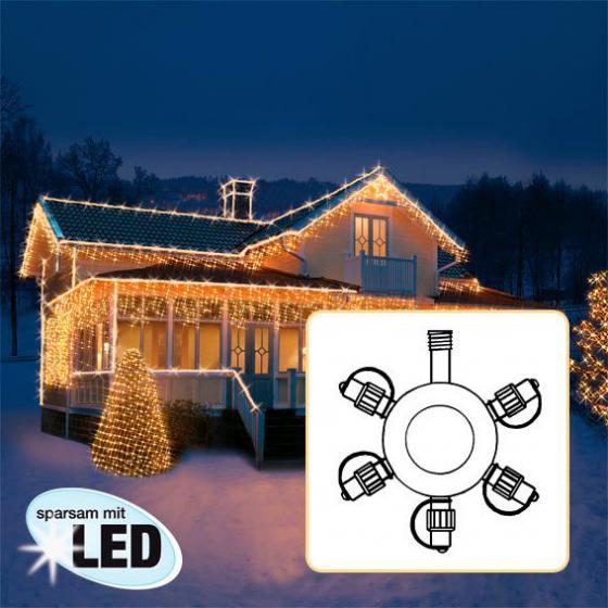 LED Lichtsystem Verteilerring
