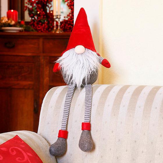 Weihnachts-Wichtel Lenny Langbein, klein