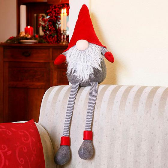 Weihnachts-Wichtel Lenny Langbein, mittel