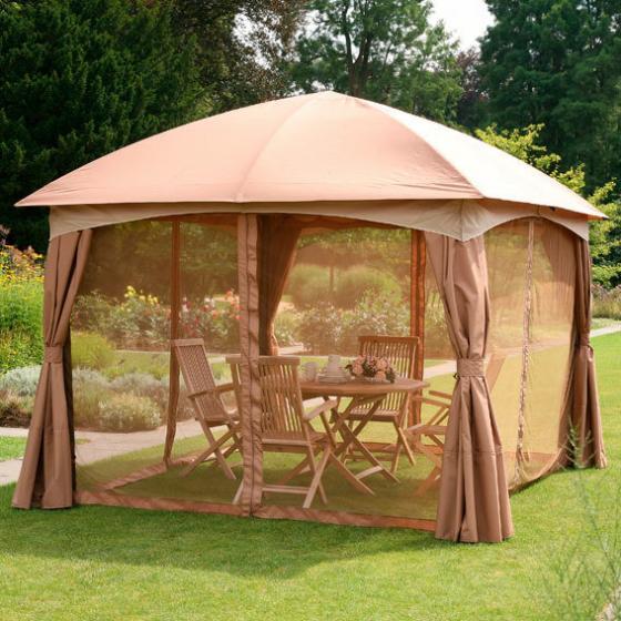 Insektenschutznetz für Pavillon Luxury Palace, gr.