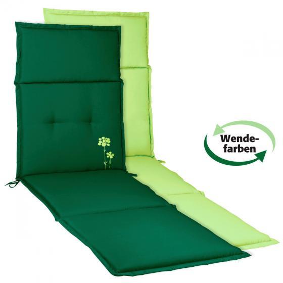 Deckchairauflage Samba Anisa, mint/grün