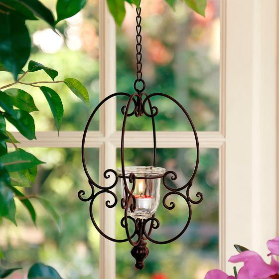 Hänge-Teelichthalter Romantic Light