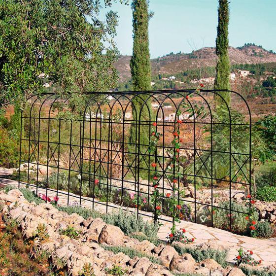 Laubengang Jardin de Monet