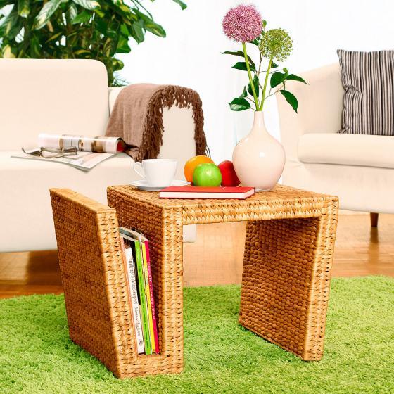 beistelltisch natural choice von g rtner p tschke. Black Bedroom Furniture Sets. Home Design Ideas