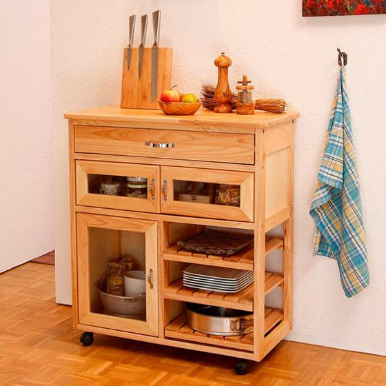 Küchenwagen Woody