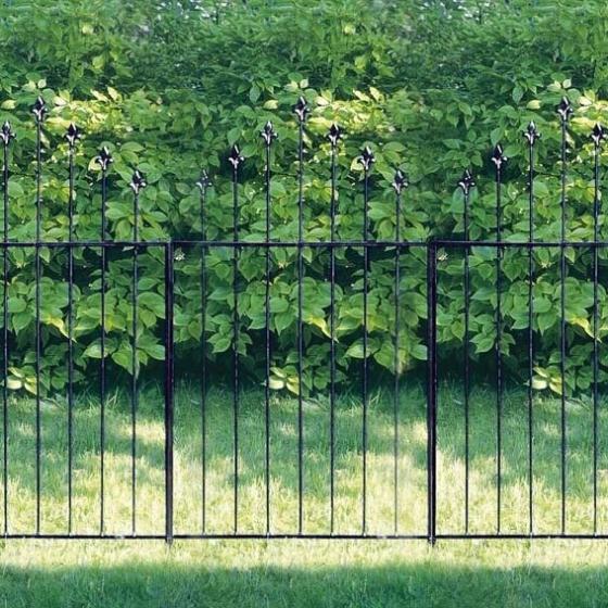 Gartenzaun Longfort