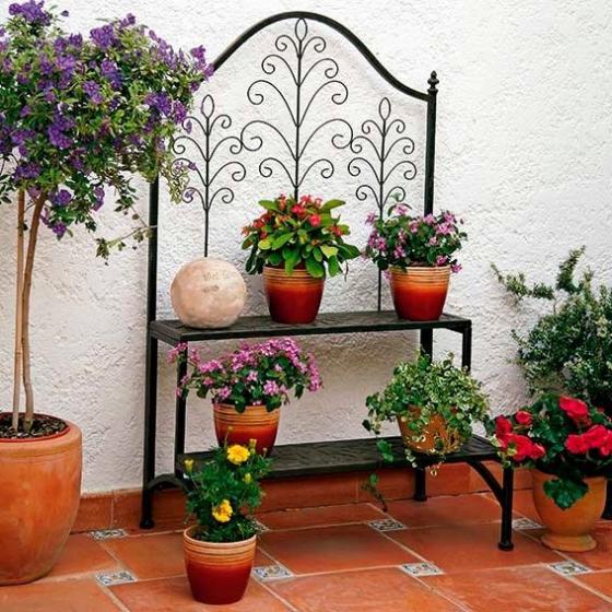 Blumentreppe Elysee