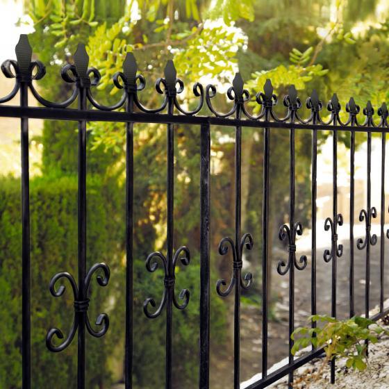 Gartenzaun Regent's Parc, 3er-Set